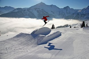 Freestyle in Alpbach