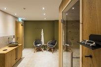 Abschalten und entspannen im Saunabereich