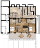 Plan Alpbach Lodge I