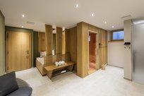 Saunabereich Alpbach Lodge