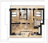 Plan Alpbach Lodge V