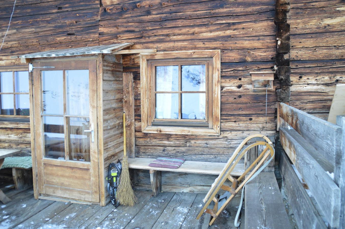Slittare in Alpbach